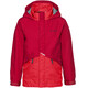 VAUDE Escape Light III - Chaqueta Niños - rojo